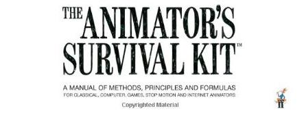 Animators Survival Kit Ebook
