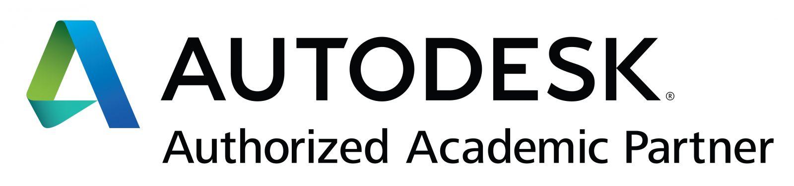 Autodesk Authorised Academic Partner